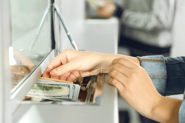 Подтверждение денежных вкладов